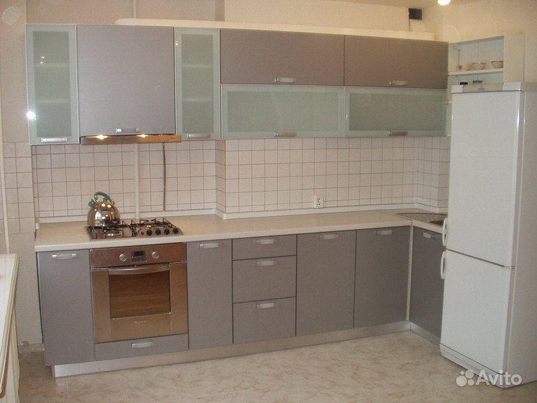 Примеры мебели для кухни на заказ в Долгопрудном Под Ключ .