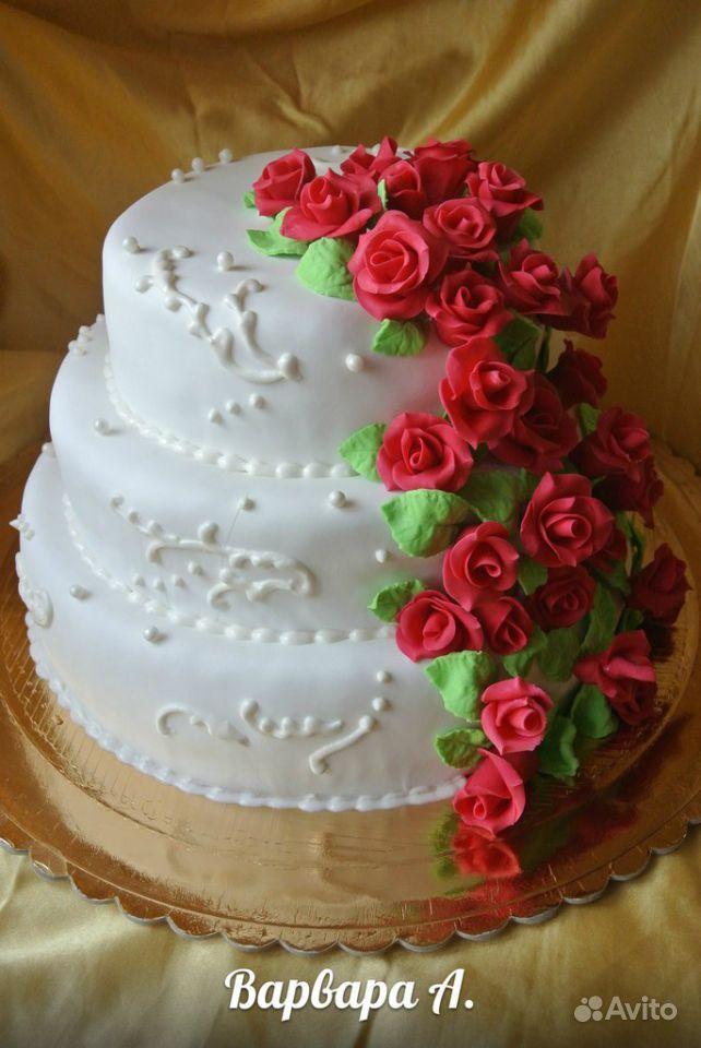 Торт на заказ.  Челябинск.  Торт свадебный, детский, кап-кейки, кейк-попсы в Челябинске.  Добавить в избранное.