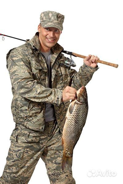 бланк охота рыбалка