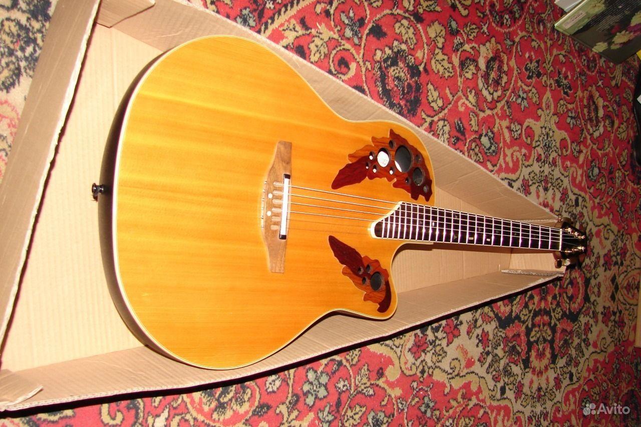 Электроакустическая гитара Ovation CSE 44.  Москва