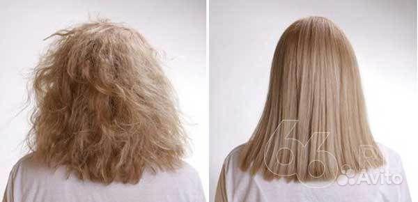 Чем восстановить волосы после осветления косметические средства