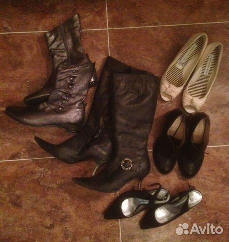 Обувь женская разм. 39 и 40