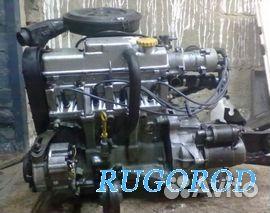 Запчасти Двигатель с кпп на ВАЗ 2108-09 1. Справочник Предприятий. Блоги М