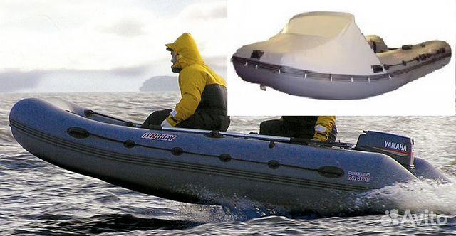 купить тент на лодку антей 380
