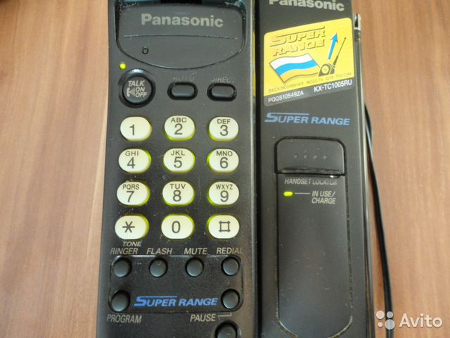 Panasonic KX-TC1005RU