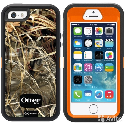 OtterBox DEFENDER SERIES Case for iPhone 55sSE ONLY