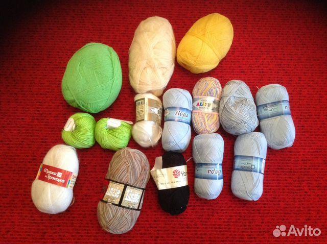 Где продать нитки для вязания