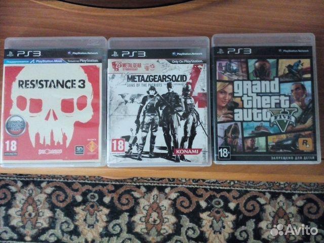 GTA5, MGS4, Resistance3 89373683940 купить 1