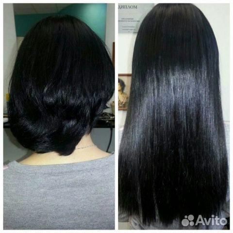 За сколко можно отрастить длинные волосы