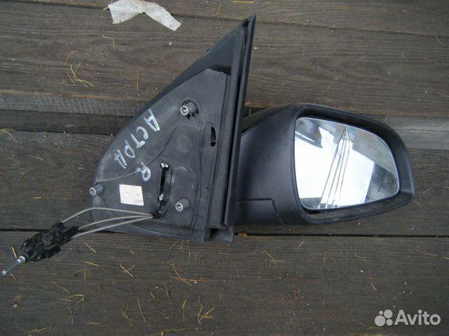 Зеркало для опель астра h