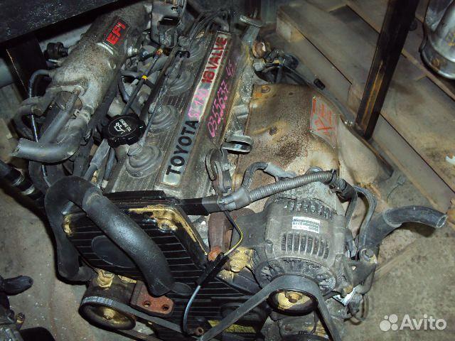 двигатель 4s fe