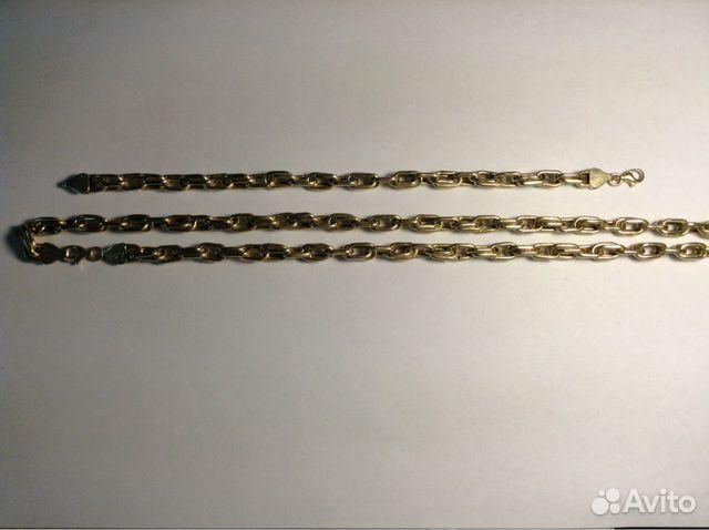женские золотые цепочки спб