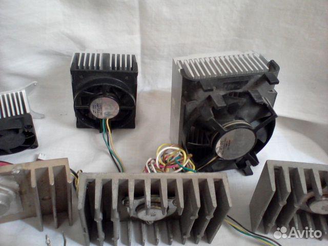 Радиаторы для микросхем и