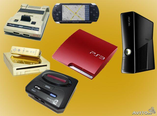 Новые с Прошивкой Xbox 360 Playstation 3 PSP в категории Игры