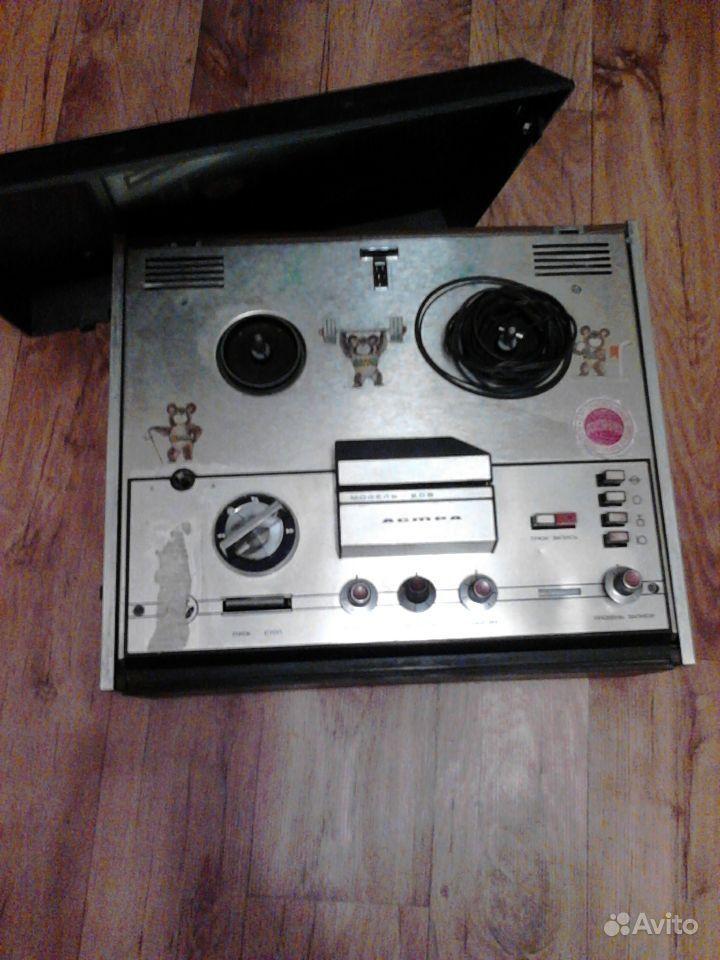 Орбита 303 магнитофон И