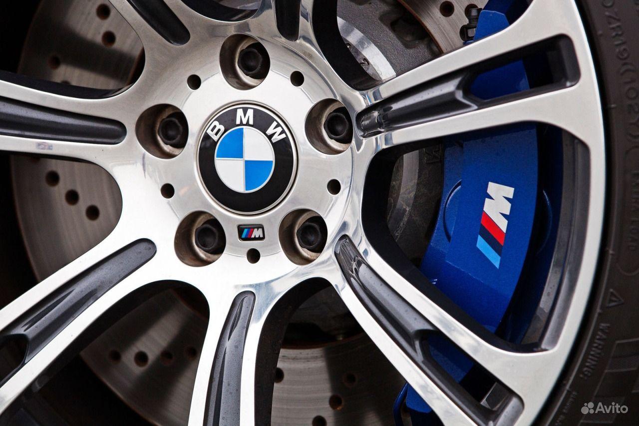 BMW M Power наклейки для тормозных суппортов купить в Москве на ...