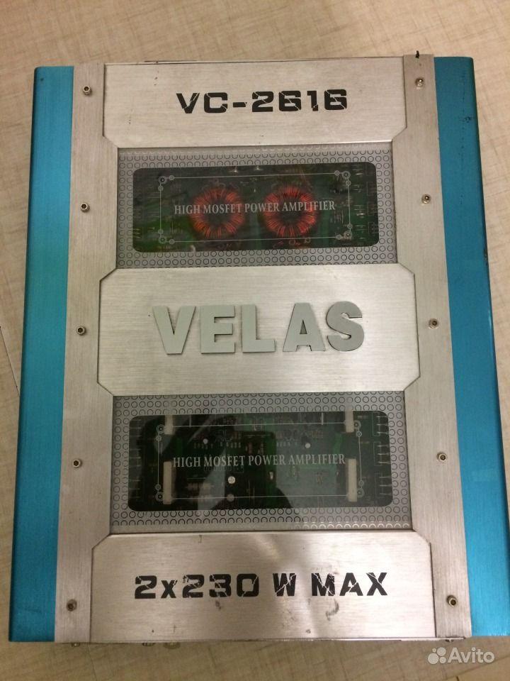 Усилитель Velas VC-2616