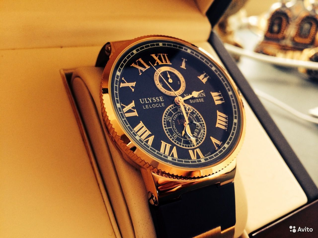 Волосы наручные часы ulysse nardin Girl Christian Dior