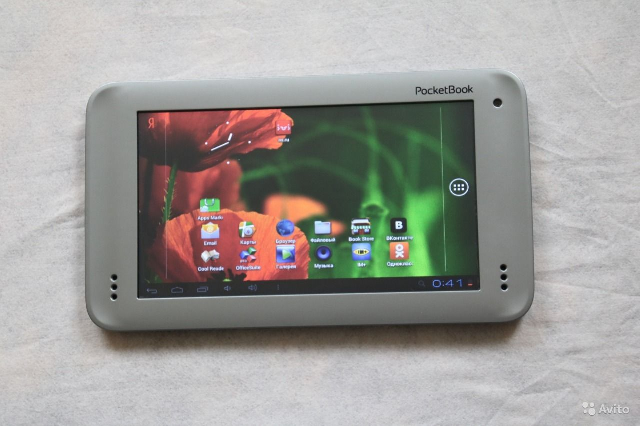 PocketBook Surfpad U7 grey Android 4.1