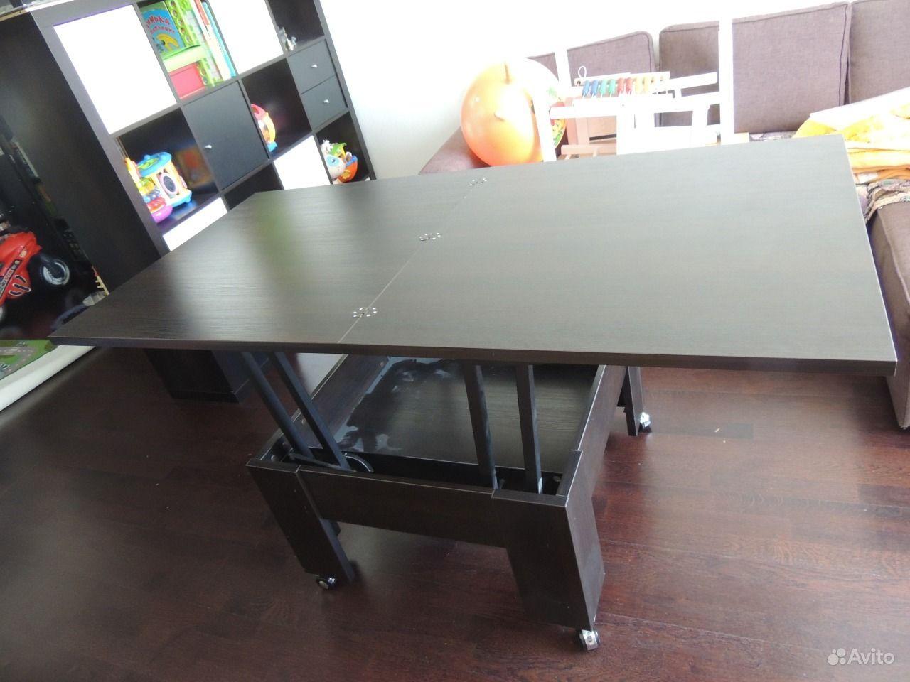 Обеденный стол трансформер  посаде