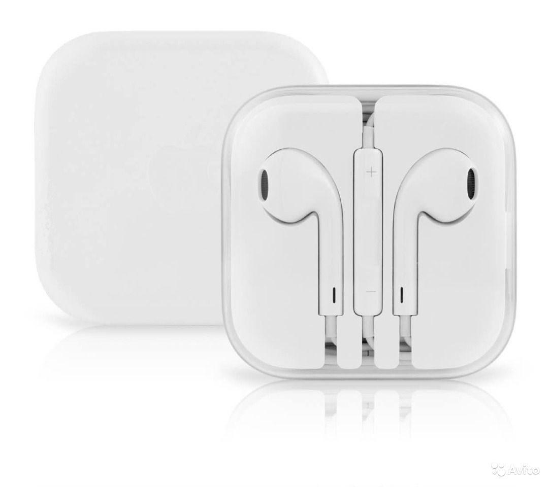 Наушники Apple EarPods (оригинал)  09e78c5222749