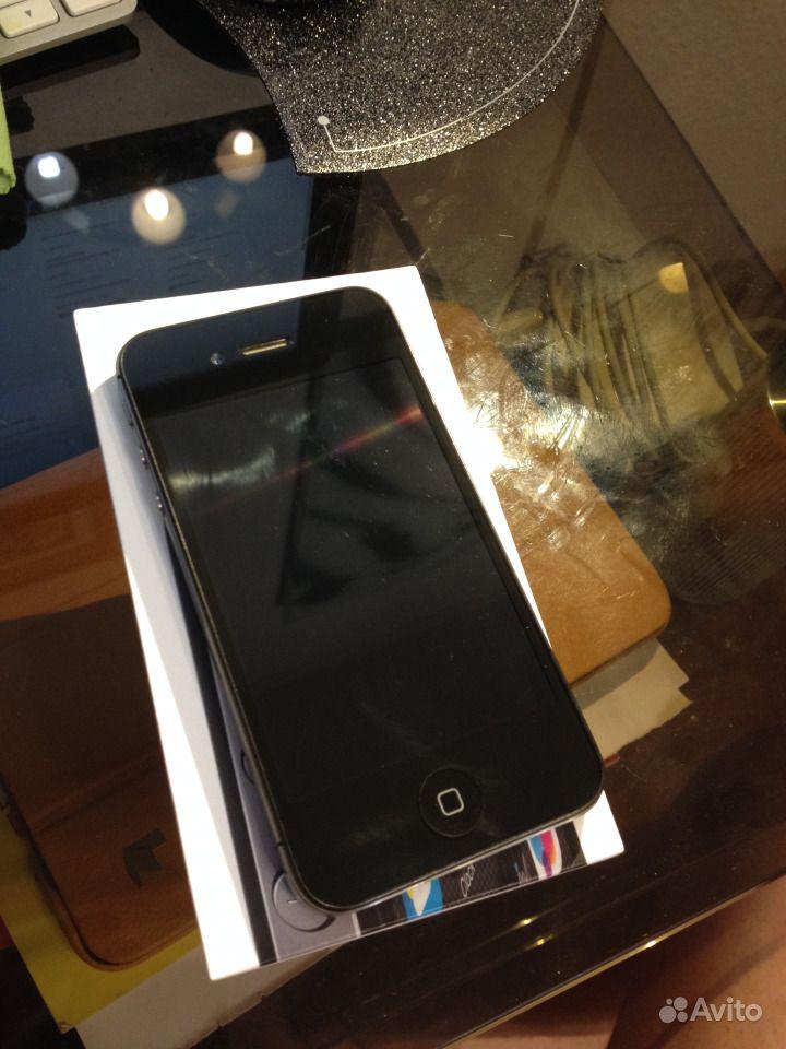 Продаю iPhone 4S 8Gb Ростест