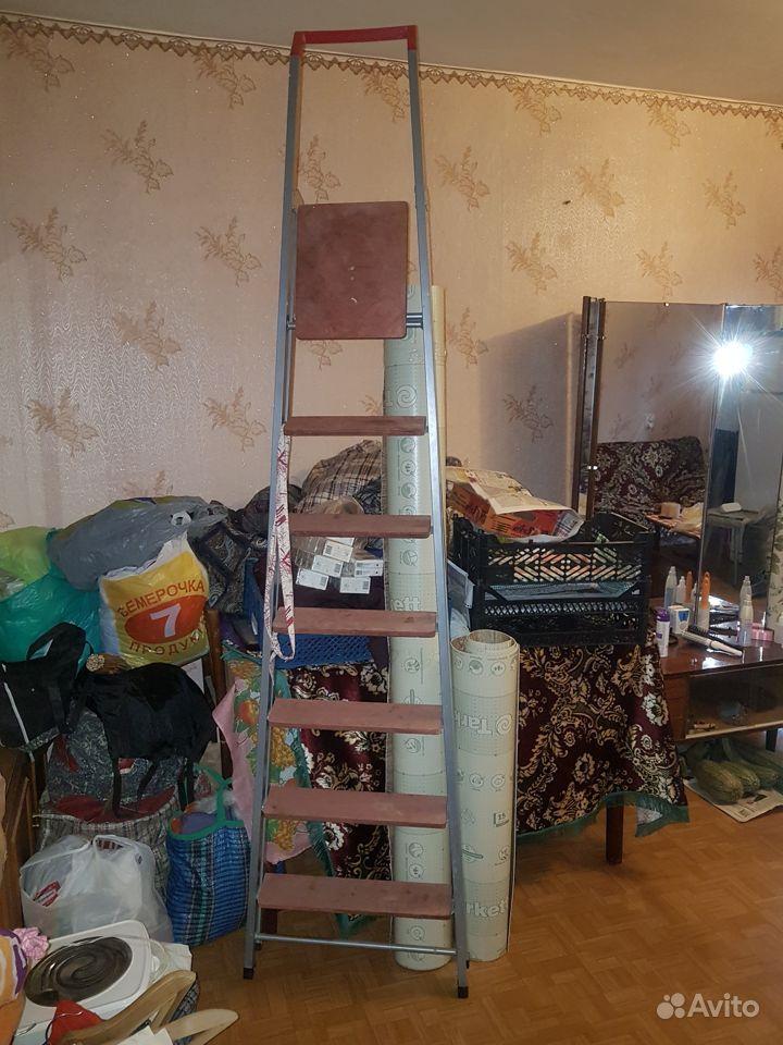 Стремянка в аренду купить на Вуёк.ру - фотография № 1
