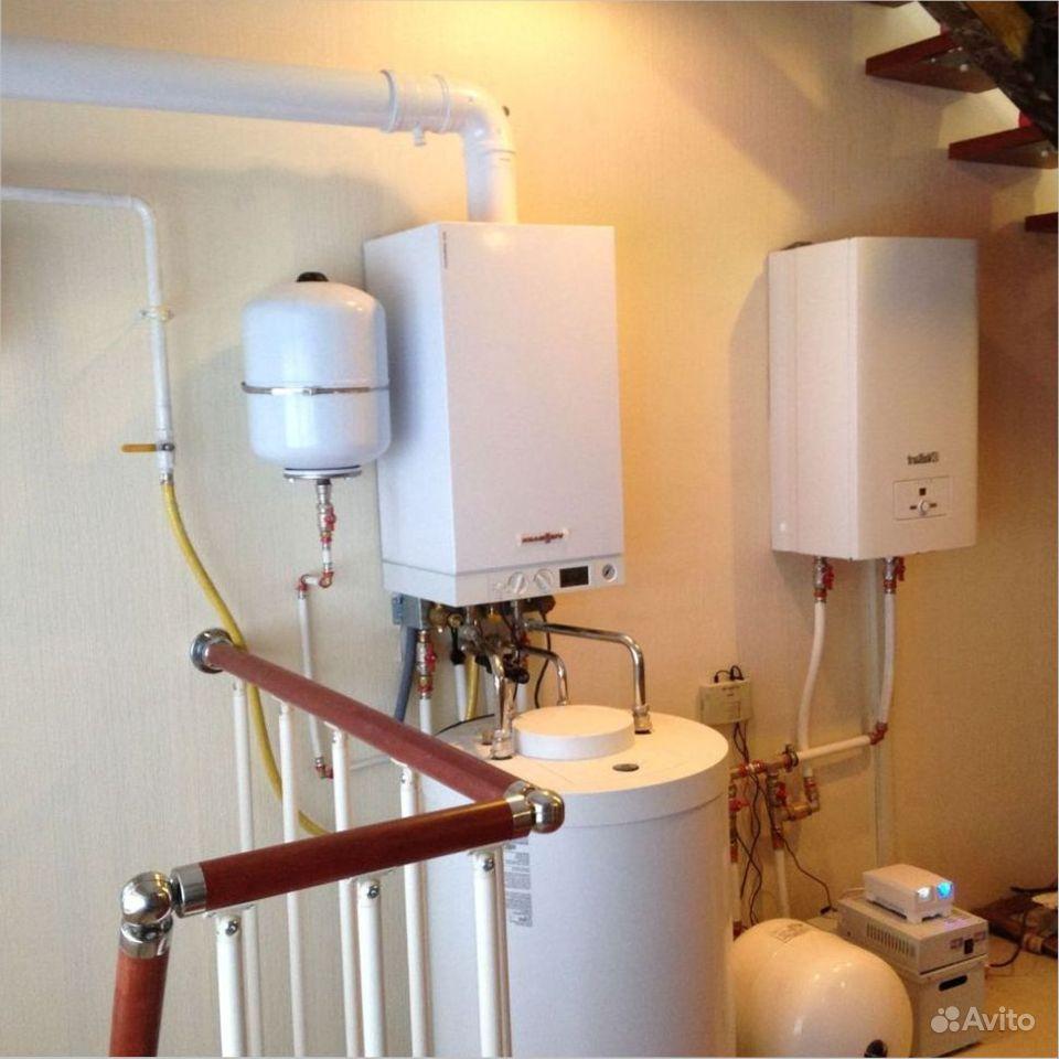 Отопление, водоснабжение, теплый пол купить на Вуёк.ру - фотография № 3