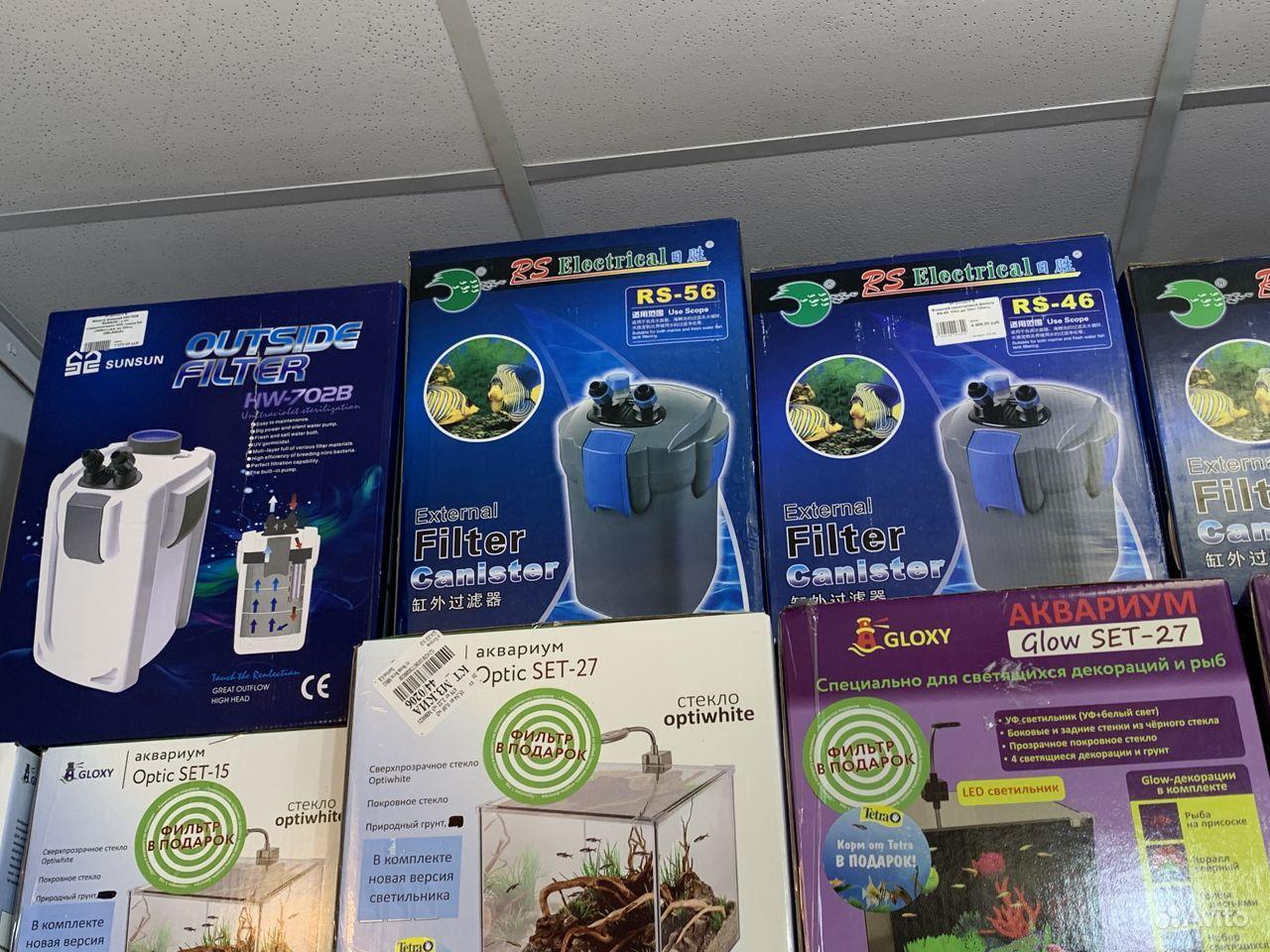 Фильтр sunsun HW-702A для аквариумов до 300 л купить на Зозу.ру - фотография № 6