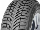 MichelinAlpin A4 215/55R16 93H 2шт