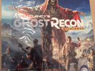 Новый диск PS4 Tom Clancy'S Ghost Region резер