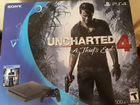 PlayStation 4 Slim 500GB Uncharted 4