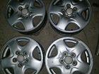 Оригинальные диски R15 от Mazda