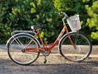 Велосипед дорожный женский