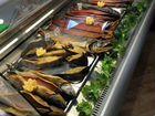 Магазин рыбы и морепродуктов / Доход 30000