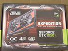 GTX 1050ti 4 gb Asus Expedition