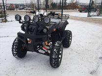 Квадроцикл Tiger Sport 250 cc черный