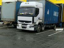 Седельный тягач Renault Premium 400 с прицепом ТИТАН