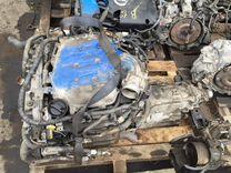 Двигатель VQ35DE 3.5 infiniti G35 M35 FX35