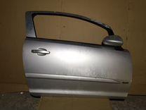 Передняя правая дверь Opel Corsa D