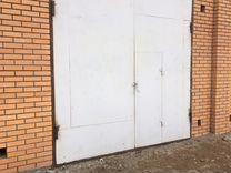 железный гараж разборный куплю