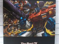 Артбук Transformers: the best of Don Figueroa б/у