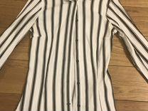 Рубашка Zara XS, бу