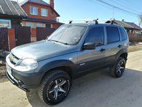 Chevrolet Niva, 2015 г., Пермь