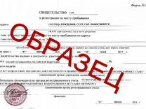 Покупка временной регистрации отзывы государственная регистрация безработного гражданина