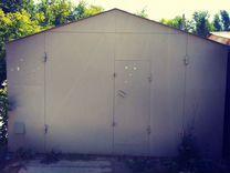 Металлические гаражи авито самара гараж со складом