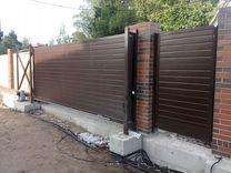 Монтаж и ремонт ворот,заборов,автоматики — Предложение услуг в Санкт-Петербурге