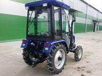 Трактор Foton Lovol TE-244 с кабиной
