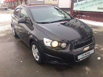 Chevrolet Aveo, 2012 г., Иркутск