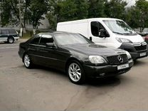 Mercedes-Benz CL-класс, 1996